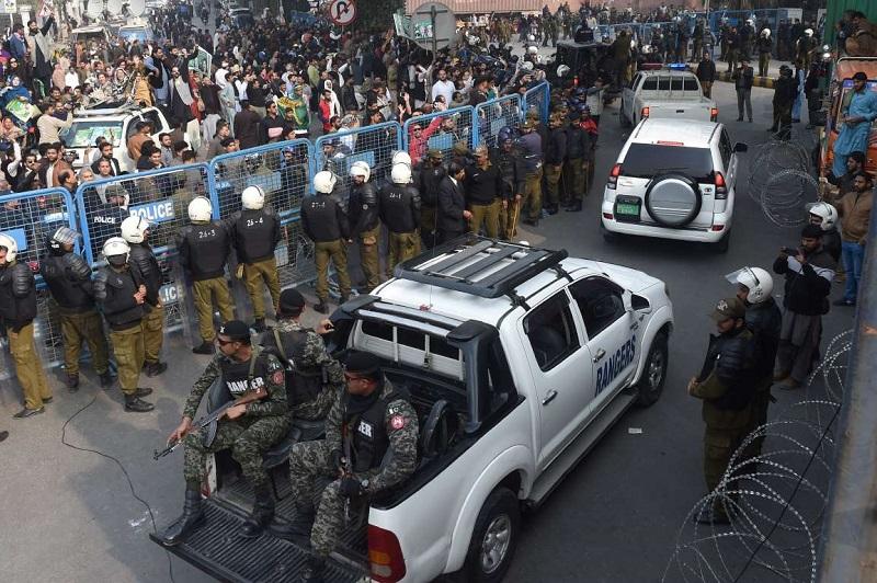 © Arif Ali/AFP/Getty Images