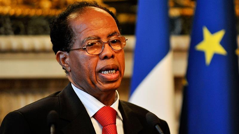 Nur Hassan Hussein served as Somalia's prime minister between 2007 and 2009 Horacio Villalobos-EPA